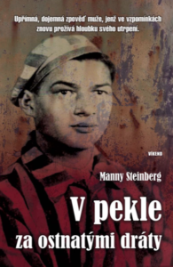 manny-steinberg-outcry_holocaust_memoirs_czech_translation