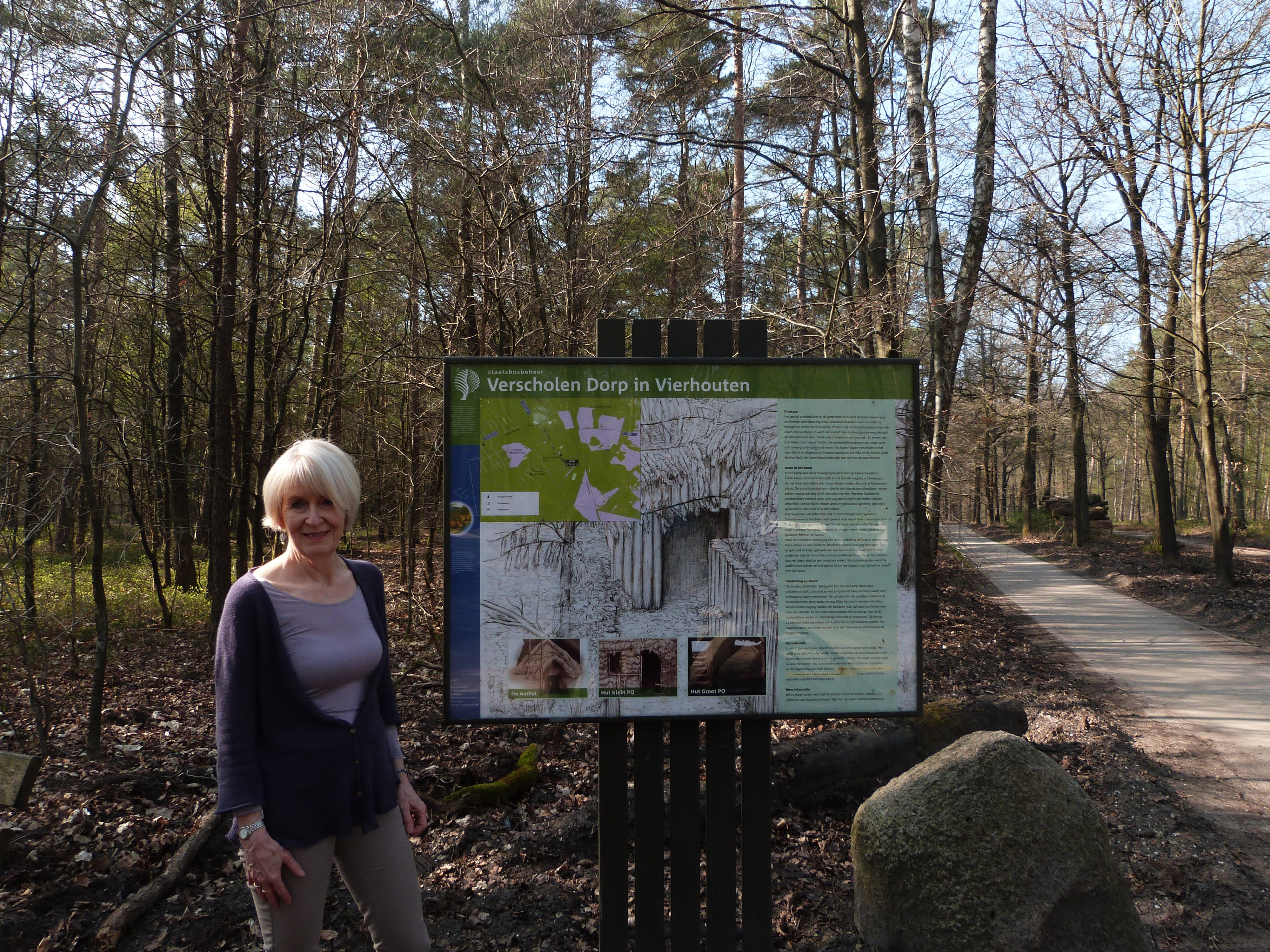 Author Of The Hidden Village Imogen Matthews