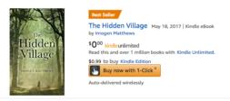 The-hidden-village-bestseller