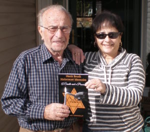 Hank_brodt_and_deborah_donnelly_with_hank_brodt_holocaust_memoirs