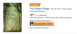 The-hidden-village-bestseller