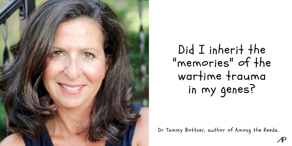 Amsterdam Publishers Author Dr Tammy Bottner