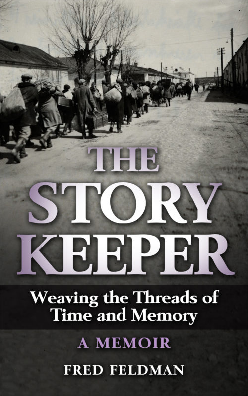The Story Keeper by Fred Feldman